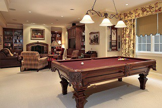 Billiard table assembly with perfect leveling in Atlanta content img3