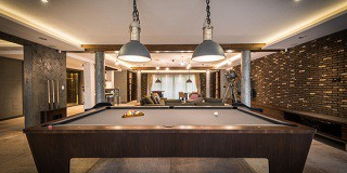 billiard table room sizes chart in Atlanta content img2