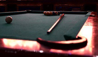 Professional billiard table installations in Atlanta content img1